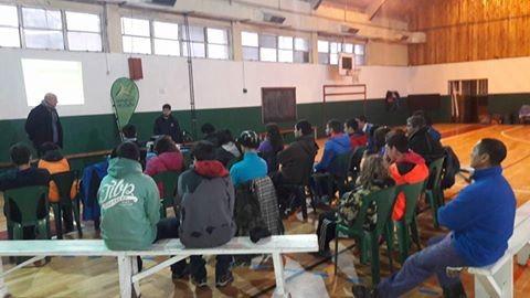 Hoy Ciclo De Charlas Con Deportistas San Martin A Diario